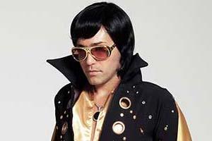 Elvis Presley Vignette