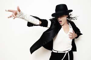 Michael Jackson Vignette