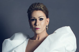 Personnificateur professionnel (sosie) de Céline Dion