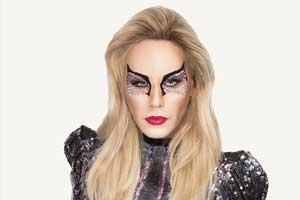 Personnificateur professionnel (sosie) de Lady Gaga