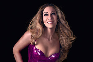 Professional Impersonator & Look Alike of Mariah Carey