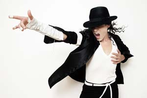 Professional Impersonator & Look Alike of Michael Jackson